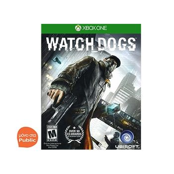 Old Watch Dogs 2 – Xbox One Game