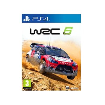 WRC 6 – PS4 Game
