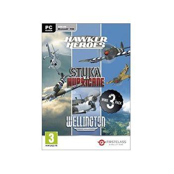WW2 Collection (Hawker Heroes, Stuka vs Hurricane, Wellington) – PC Game