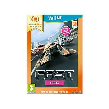 Fast Racing Neo eShop Selects – Wii U Game
