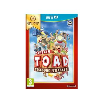 Captain Toad: Treasure Tracker Selects – Wii U Game