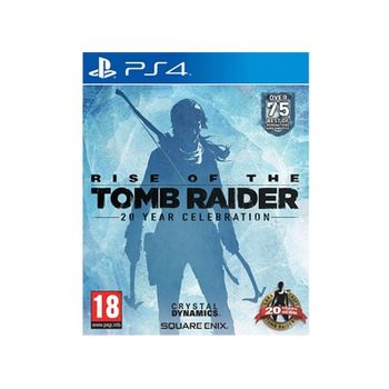 Rise of the Tomb Raider 20th Anniversary Celebration Edition – PS4 Game