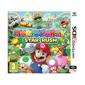 Mario Party: Star Rush – 3DS/2DS Game
