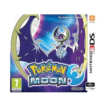 Pokemon Moon – 3DS/2DS Game
