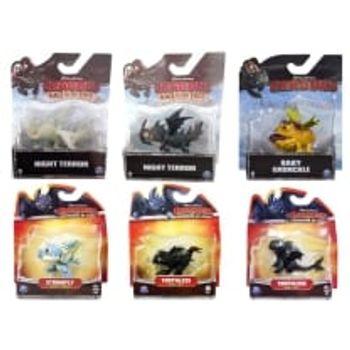 Μίνι Φιγούρα Dragons (1 Τεμάχιο)