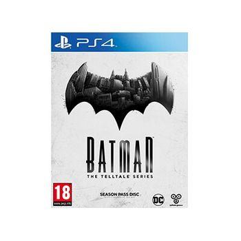 PS4 Game – Batman: The Telltale Series