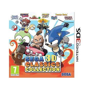 SEGA 3D Classics Collection – 3DS/2DS Game