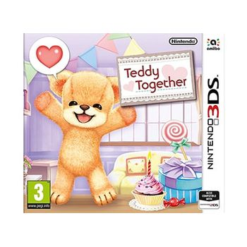 Teddy Together – 3DS/2DS Game