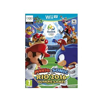 Mario & Sonic at the Rio 2016 Olympic Games – Wii U Game