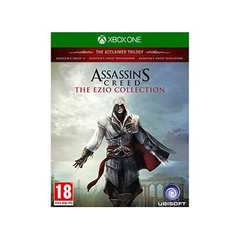 XBOX One Game – Assassin's Creed The Ezio Collection