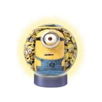 3D Παζλ Minions Μπαλαλάμπα Τρέλα (72 Κομμάτια)