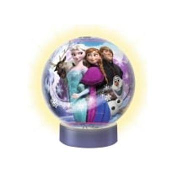 3D Παζλ Frozen Μπαλαλάμπα Τρέλα (72 Κομμάτια)