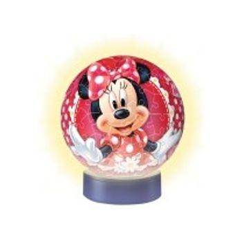 3D Παζλ Minnie Mouse Μπαλαλάμπα Τρέλα (108 Κομμάτια)