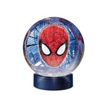 3D Παζλ Spiderman Μπαλαλάμπα Τρέλα (108 Κομμάτια)