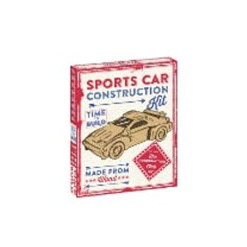 Σετ Κατασκευής Sports Car Fun Professor Puzzle