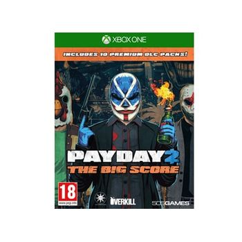 Payday 2 The Big Score – Xbox One Game