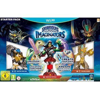 Skylanders Imaginators Starter Pack – Wii U Game