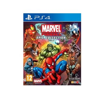 PS4 Game – Marvel Pinball Greatest Hits Volume 1