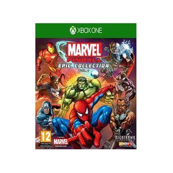 Marvel Pinball Greatest Hits Volume 1 – Xbox One Game