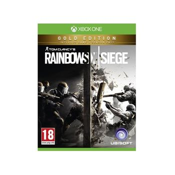 Tom Clancy's Rainbow Six Siege Gold Edition – Xbox One Game