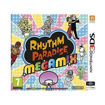 Rhythm Paradise Megamix – 3DS/2DS Game