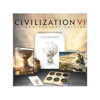 Sid Meier's Civilization VI 25th Anniversary Edition – PC Game