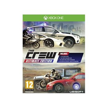 XBOX One Game – The Crew Ultimate Edition