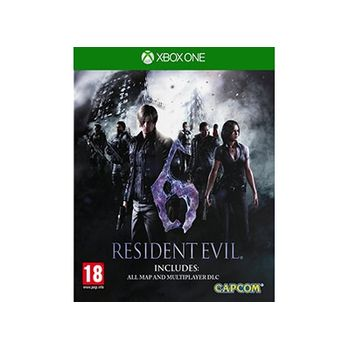 Resident Evil 6 – Xbox One Game