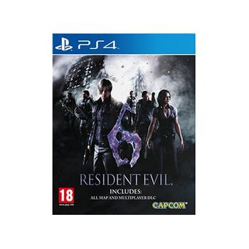 Resident Evil 6 – PS4 Game