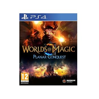 Worlds of Magic Planar Conquest – PS4 Game