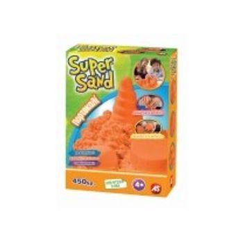 Άμμος Super Sand Πορτοκαλί 450gr
