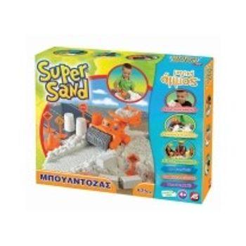 Άμμος Super Sand Μπουλντόζας 675gr
