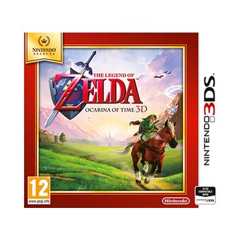 The Legend of Zelda Ocarina of Time Selects – 3DS/2DS Games