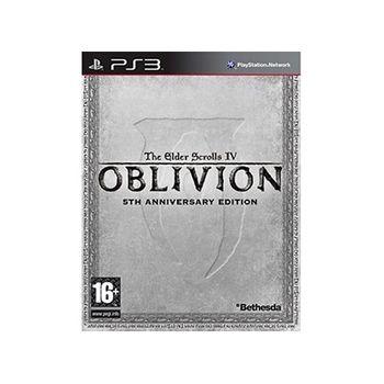 The Elder Scrolls IV: Oblivion 5th Anniversary Edition – PS3 Game