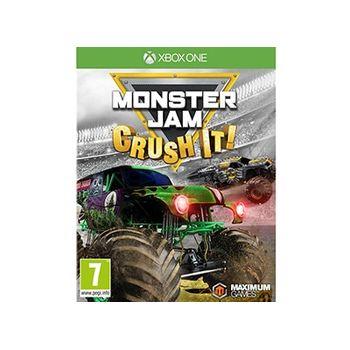 Monster Jam Crush It – Xbox One Game