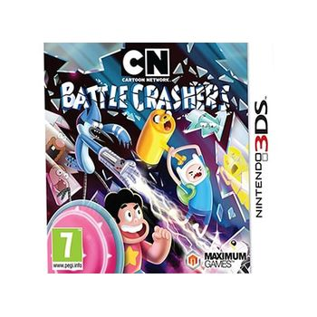 Cartoon Network: Battle Crashers – 3DS/2DS Game