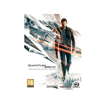 Quantum Break Timeless Collector's Edition – PC Game