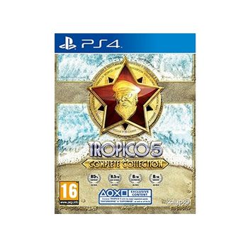 PS4 Game – Tropico 5 Complete Edition