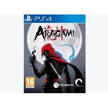 PS4 Game – Aragami