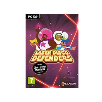 PC Game – Laser Disco Defenders