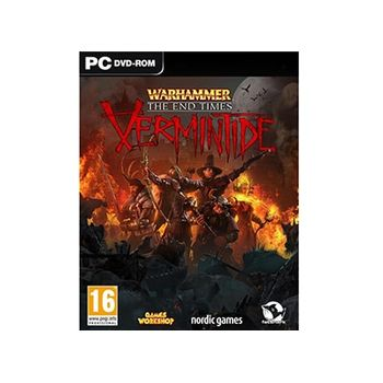 PC Game – Warhammer: The End Times Vermintide