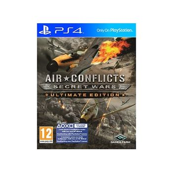 PS4 Game – Air Conflicts: Secret Wars Ultimate Edition