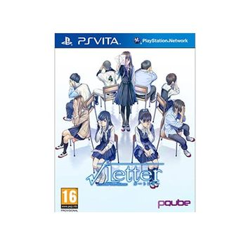 Root Letter – PS Vita Game