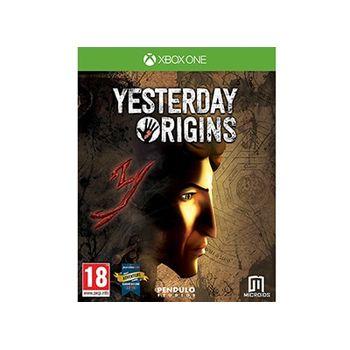 XBOX One Game – Yesterday Origins