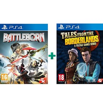 Battleborn & Tales from the Borderlands – PS4 Game