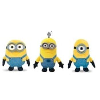 Λούτρινο Μικρό Minion (1 τεμάχιο)
