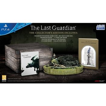 PS4 Game – The Last Guardian Collector's Edition