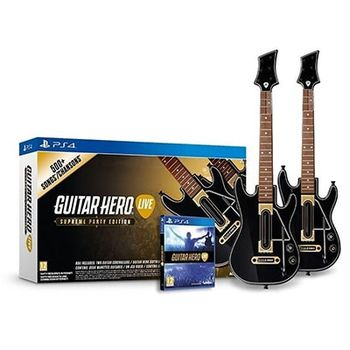 PS4 Game – Guitar Hero Live Supreme Party Edition