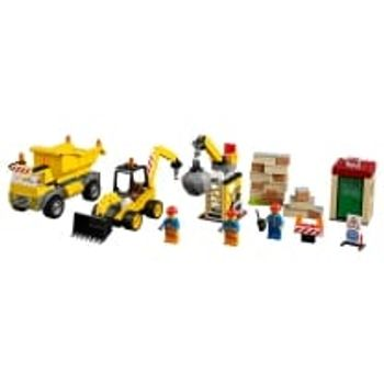 LEGO® Χώρος Κατεδάφισης