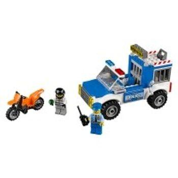 LEGO® Καταδίωξη με Αστυνομικό Φορτηγό